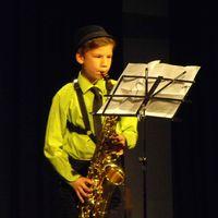 Saxofonist HGH