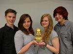 Filmpreis 'Goldener Henry' für Literaturkursschüler
