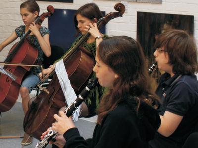 Instrumentalensemble HGH