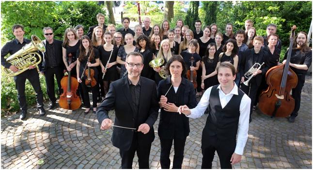 Junges Sinfonieorchester Hilden1
